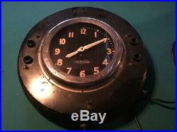 22 inch glo dial vintage neon wall clock exposed neon type open canvas sign