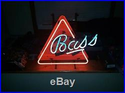 BASS Beer Neon Sign VINTAGE