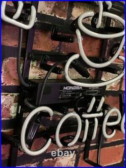 Coffee Vintage Neon Sign UK Decor Restaurant Bistro Bar 17X14