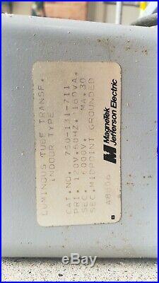 Colt 45 Neon Sign, Vintage