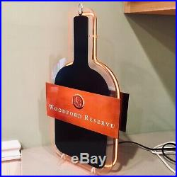 EXTREMELY RARE! Woodford Reserve Kentucky Derby Bourbon Vintage Neon Sign