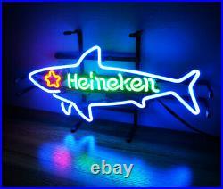 Hai PUB Store Wand Dekor Vintage Handwerk Neon Schild Neon Light Sign 43x35cm