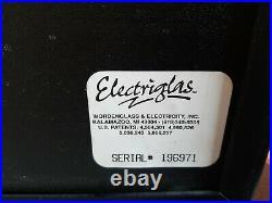Large Store Adidas Neon Sign. Vintage Electriglas