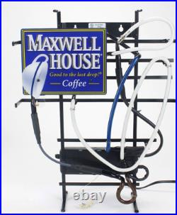 NEW Maxwell House Coffee Neon Sign Rare, Man Cave, Collectible, Vintage