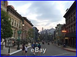 Original Vintage NEON Sign from Disney Hollywood Studios ISHERWOOD DIAMONDS