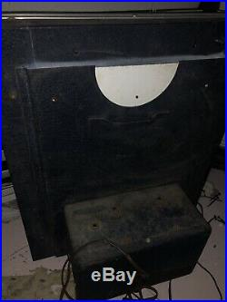 RARE Vintage NPI Neon Crosley Radio Dealer Advertisin Sign Excellent Condition