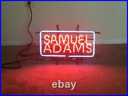 Sam Adams NEON Bar Sign- Vintage