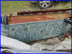 Signs sign vintage neon