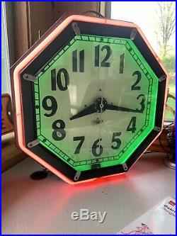 Soda Neon Clock Thermometer Sign Vintage Metal ENTIRE COLLECTION gum Machine