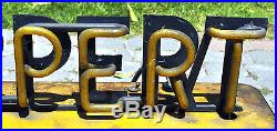 VINTAGE 1930s RUPPERT BEER NEON SIGN WORKS! LOCAL DELIVERY AVAILABLE TO L. A. CA