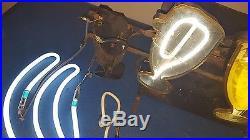 (VTG) 1950s Hamm's beer flashing mugs neon light up sign Transformer rare Hamms