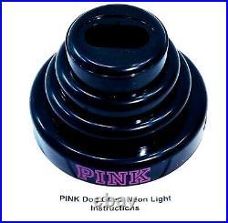 Victoria's Secret PINK DOG NEON SIGN Glass Tubing COLLECTIBLE VHTF + Bonus BNIB
