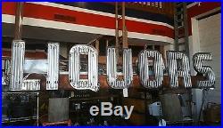 Vintage 1950's Neon LIQUOR sign