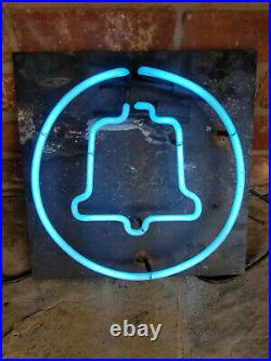 Vintage Bell System Gas Tube-Neon Sign