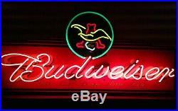 Vintage Budweiser Neon Sign 48 x 24