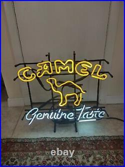 Vintage Camel Neon Sign