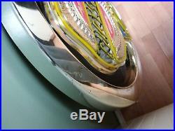 Vintage Chrysler Neon Sign Dealership Dealer Showroom Badge Emblem