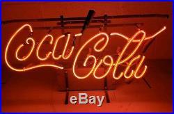 Vintage Coca Cola Neon Sign