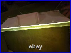 Vintage Coors Rare lighted sign bar beer AWESOME look neon htf display mancave