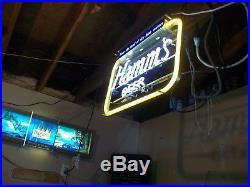 Vintage Hamm's beer neon sign