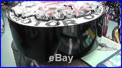 Vintage Porcelain Gasoline Motor Oils 24x10 Neon Display Sign