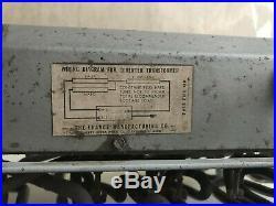 Vintage SCHLITZ BEER ON TAP NEON SIGN 1968- Flashing Excellent Condition